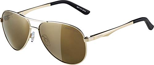 Alpina Sonnenbrille Casual A 107 gold, One Size