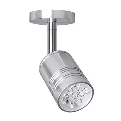 LEDMOMO 110-220V Intérieur LED Mur Projecteur 5 W Plafond Projecteur Réglable Vitrine Mur Lampe Lumière Chaude pour Magasin Home Office