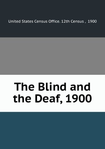 The blind and the deaf, 1900 (1906)