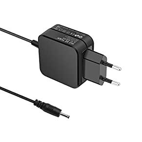 HKY 15V Netzteil Ladegerät AC Adapter für Show (1.Generation), Plus (1.Generation) Lautsprecher, Look Kamera, Amazon Echo, Fire TV 2.Generation DV83YW 2ADU5-4902 FireTV Digital HD Media Streamer Box