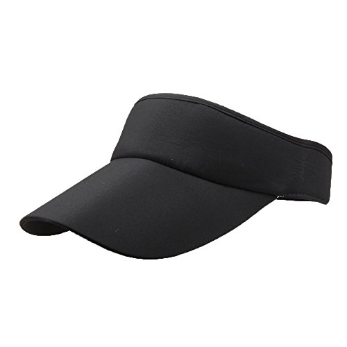 enhut Sonnenblende Visoren Sport Stirnband Classic Sun Sports Visor Hat Cap für Damen Herren ()