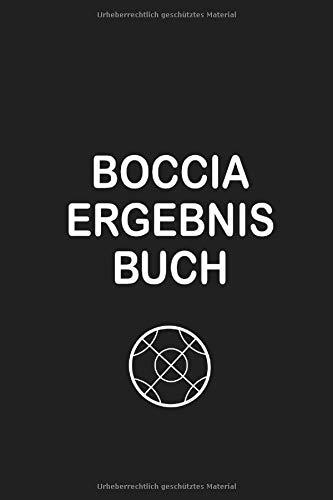 Boccia Ergebnis Buch: Halte deine Punkte beim Boule Spielen fest