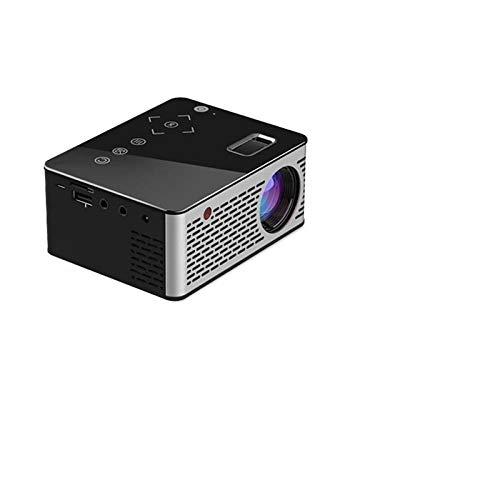WXCZ Pocket Mini Projektor, Touch Tasten Hdmi USB Av Videospiel Projektor Led Beamer Unterstützung Power Bank Charging, China