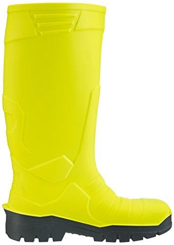 Maxguard Alpha Highvis, Bottes de sécurité mixte adulte Jaune - Gelb (gelb)