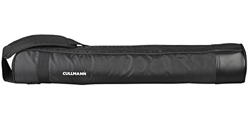 Cullmann Cross PodBag 300, Stativtasche mit Tragegurt, schwarz (66 x 11 x 11 cm).