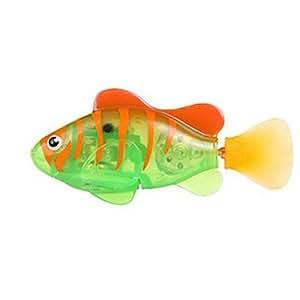 Robo Fish – Série LED – Glower – Poisson Robot Lumineux (Import Royaume-Uni)