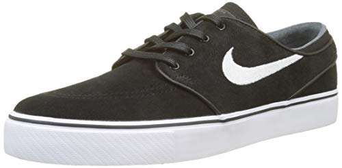 Nike Herren Zoom Stefan Janoski 333824-067 Sneaker, Schwarz (Black, 42 EU -