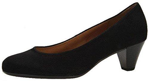 Gabor, Scarpe col tacco donna Nero (nero)