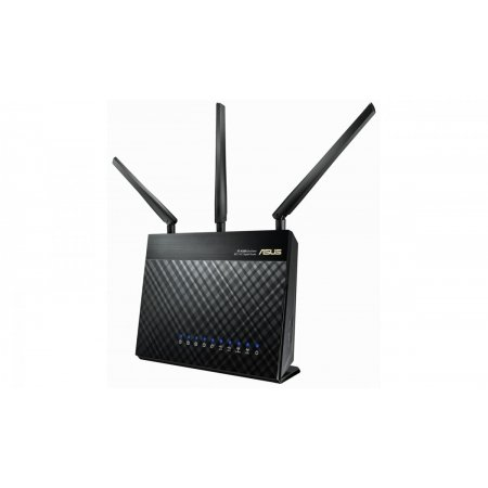 ASUS 4G-AC68U - Asus Wireless-AC1900 Dual-band LTE Modem Router