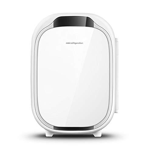 LCLZ 6L Mini Refrigerador Pequeño Refrigeración Pequeña Hogar Refrigerado Dormitorio para Estudiantes...