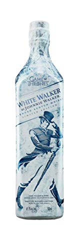 nie Walker Blended Scotch Whisky - Game of Thrones Limited Edition - Exklusives Geschenk aus den vier Ecken Schottlands direkt ins Glas - 1 x 0,7l ()