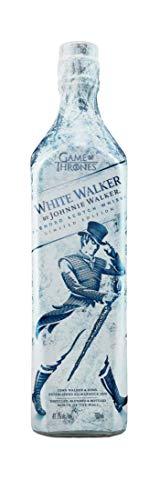 *White Walker by Johnnie Walker Blended Scotch Whisky – Game of Thrones Limited Edition – Exklusives Geschenk aus den vier Ecken Schottlands direkt ins Glas – 1 x 0,7l*