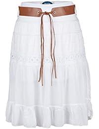 Apparel Outlet - Jupe longueur genou - Femme