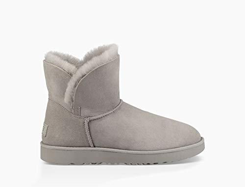 29657f30f10 UGG Classic Cuff Mini Seal Stivaletti Donna Boots for Women MOD. 1016417