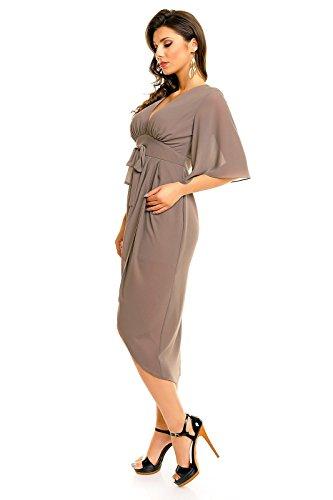 Mayaadi - Robe - Femme grau (Sw 17)