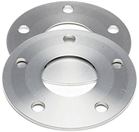 BlackLine Spurverbreiterung 10mm Achse 20510213/_4250891994179 LK: 5x112 NLB: 66,6mm 5mm pro Rad