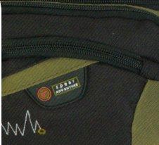 SPEAR® DYNAMIC 1481 Gürteltasche Hüfttasche in 4 Farben anthrazit/gelb