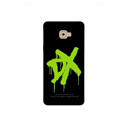 WWE : DX Galaxy C9 Pro Mobile Case By The Souled Store