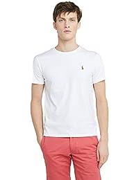 2c67ac0cee Ralph Lauren Camiseta Interlook Custom Fit