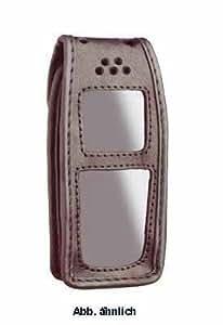 Strax Housse cuir pour Samsung SGH-E250
