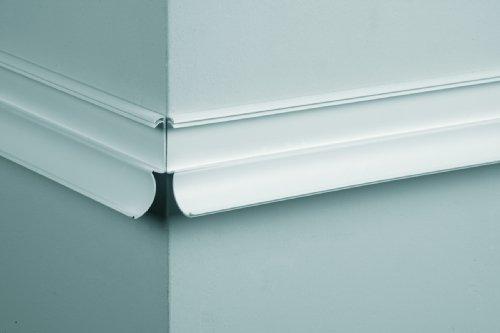 preisvergleich d line kabelkanal gross profil 50 x 25 mm 1 m wei 1 willbilliger. Black Bedroom Furniture Sets. Home Design Ideas