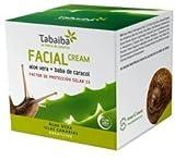 Crema facial nutritiva de Aloe Vera con baba de caracol 150ml. Siempre entrega en 24 horas