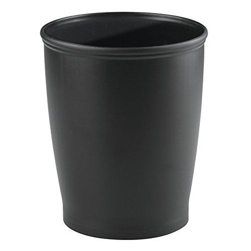 InterDesign Cestino Kent Cestino, colore: nero