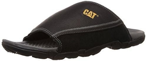 Cat Men's Ginza Slide III I4I Toast Leather Hawaii Thong Sandals - 8 UK (8744172080)