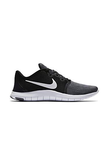 fd37a71256cfc Nike Flex Contact 2, Zapatillas para Hombre, (Black/White/Dark Cool Grey  001), 42.5 EU
