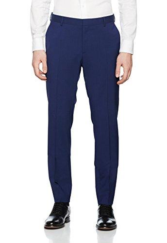 Tommy Hilfiger Tailored Mik-Hmt Stssld17201, Costume Homme Bleu (Marina 420)