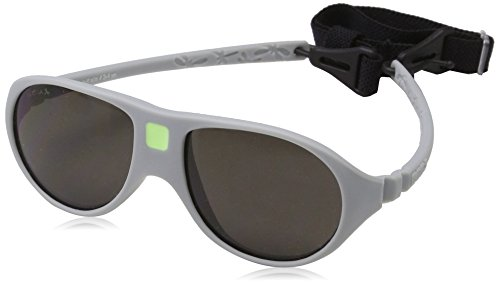 Ki ET LA Unisex Baby Jokala Sonnenbrille, Grau (Gris Claro), 4