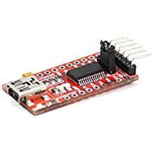 FTDI Adapter FT232RL USB zu TTL Serial für 3,3V und 5V für Arduino PRO Mini TE203 Christians Technikshop