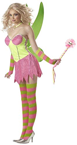Tinkerbell Costume Adult Medium