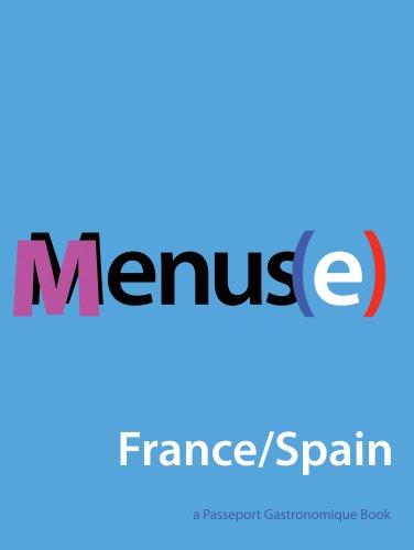 Menus(e): Spain/Portugal