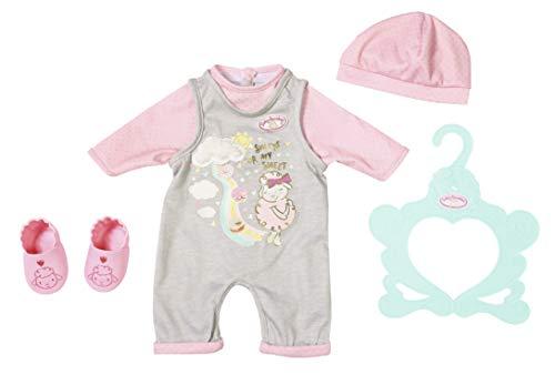 Zapf Creation AG Outfit 43cm Zapf 702635 Annabell Süßes Baby O, bunt