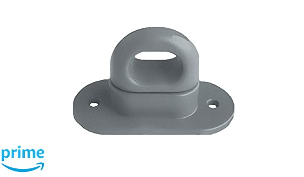 Dial For Oval Eyelets Grey Plastic 42x22/mm/ /Various Quantities Available