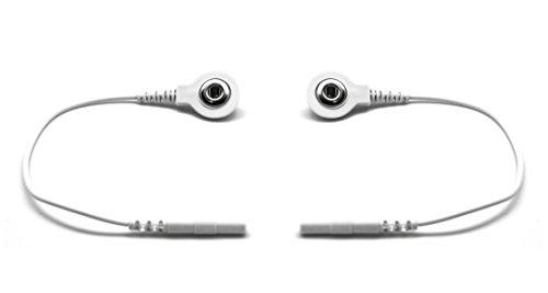 DR. ELECTRO Estim Adapter Snap zu 2mm Stecker, Adapter für Estim Geräte und Zubehör Test