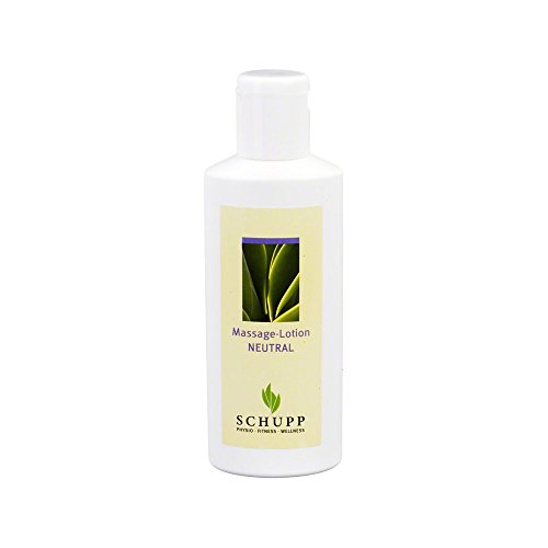 Schupp Massage Lotion Neutral 200 ml