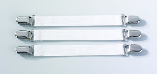 Leifheit 72417 - Tirantes para Funda de Tabla de Planchar