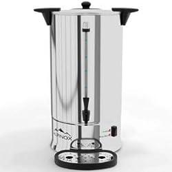 Percolateur à Café 14 L - AROMA 110 Tasses & Filtre Permanent