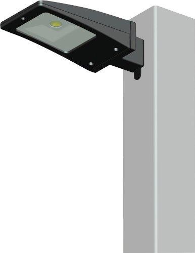 Rab Beleuchtung aled10y/PC LED Bereich Licht 10W Warm LED W/SQ Pole MNT 107152969120V PC BZ