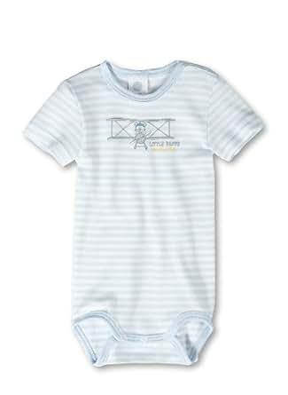 sanetta baby jungen body gestreift 321426 gr 98 blau 5557 bekleidung. Black Bedroom Furniture Sets. Home Design Ideas