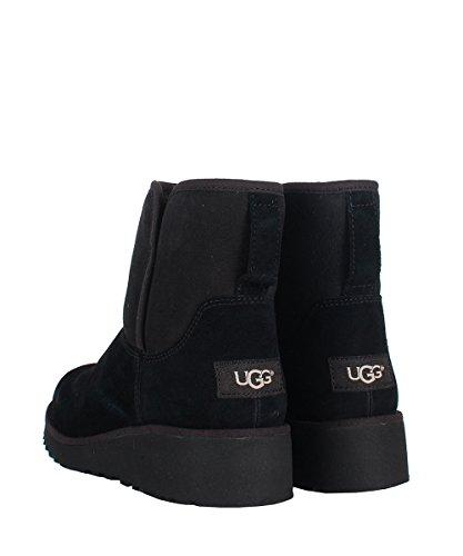 Ugg W Kristin Black Boots - Stivaletti Da Donna Neri In Camoscio Black