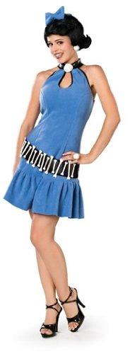 Rubies Deutschland 3 16881 M - Betty Rubble Größe 38/40 (Flintstones Betty Rubble Kostüm)