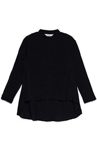 Studio Untold Femme Grandes tailles Blouse 710875 Noir