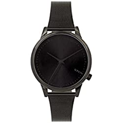 KOMONO Woman Watch - Estelle Royale Black