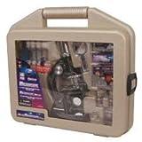 48 tlg Kinder Mikroskop Set im Koffer 100 600 1200