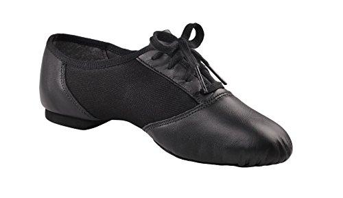 capezio-458-split-sole-jazz-shoe-with-suede-sole-black-45-uk