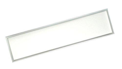 Flat-panel-gehäuse (randlight® - LED Panel RE-30120 AS-40W-w, set RL#017528 40W (EEK: A+) IP40 weiß Set inkl. Netzteil)