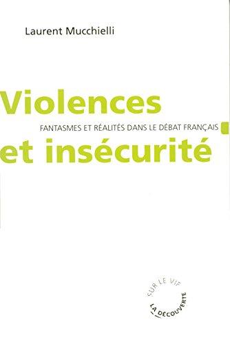 Violences et insécurité